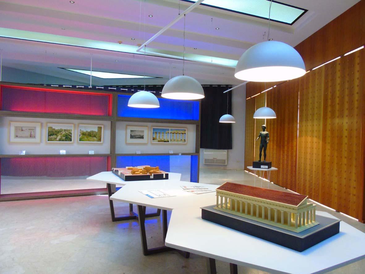 La Sala Multimediale del Museo Civico di Castelvetrano